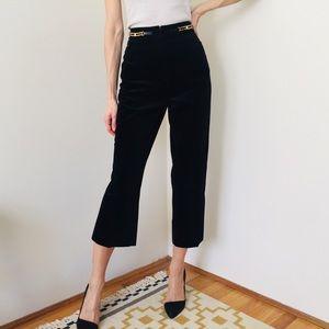 CELINE Vintage Corduroy Pants